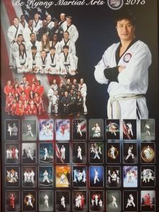 Poster of BeRyong master and students