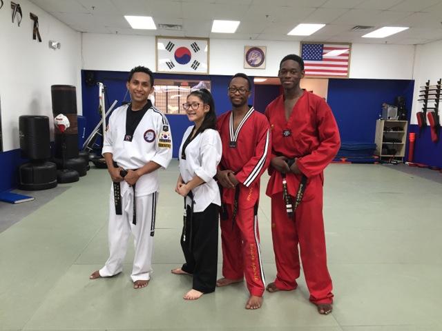 BeRyong Taekwondo Instructors