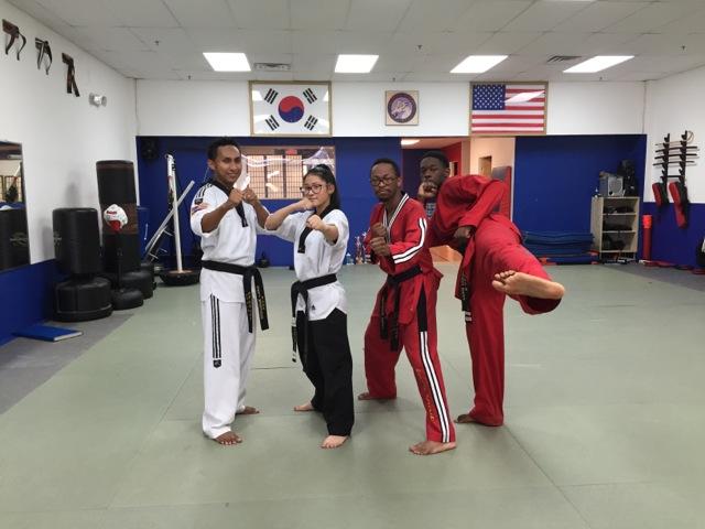 BeRyong instructors