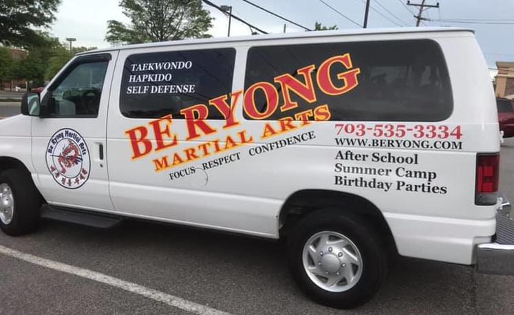 Be Ryong van